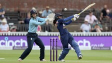 2nd ODI: Mithali Raj's 59 In Vain, Cross' Five-For And Dunkley's Fifty Help England Beat India By 5 Wkts