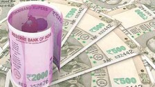 Rupee Falls 3 Paise Against US Dollar In Early Trade