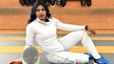 Fencer Bhavani Devi Makes History, Wins Opening Bout At Olympics