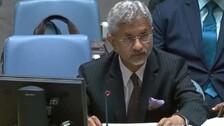 France Rescued Indians Stuck In Afghanistan: Jaishankar