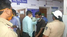 Youth Critical A Day After Lodged In Jharpada Jail; Admitted To Capital Hospital