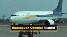 SpiceJet Flights From Jharsuguda To Chennai Soon