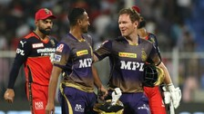 IPL 2021: Kolkata Beat Bangalore By Four Wickets, Move Into Qualifier 2