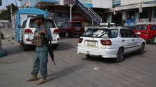 Taliban Enter Kabul, Say They Don't Plan To Take It By Force