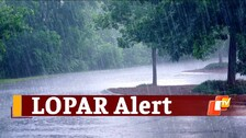 Low Pressure Warning In Odisha, Heavy Rainfall Likely From September 4-5