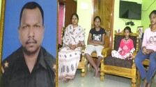 Army Day: Life Will Never Be The Same For Galwan Vally Martyr Naib Subedar Nuduram Soren's Family