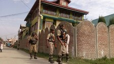 NIA Carries Out Raids Across Kashmir Valley, 70 Detained