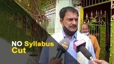 Odisha School & Mass Education Minister On Syllabus & COVID Test Of Students