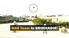 NSG Inspects Security System At Puri Jagannath Temple