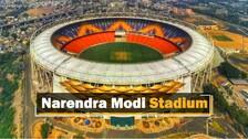 Motera Stadium Renamed After PM Narendra Modi