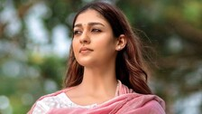 Nayanthara Breaks Down, Speaks About Her Father - The Hero of Her Life