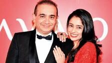 Interpol Red Corner Notice Against Nirav Modi's Wife Ami Modi