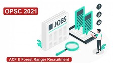 ACF, Forest Ranger Recruitment: OPSC Releases Schedule & Instructions For Viva Voce Test