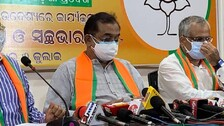 Odisha BJP To Hold 3-Day State-Wide Agitation Over Housing Scheme Corruption