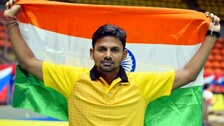 The Remarkable Journey Of A Lionhearted Para Shuttler From Odisha