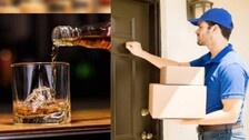 Home Delivery Of Liquor In Odisha From Tomorrow, 50% COVID Fee Imposed