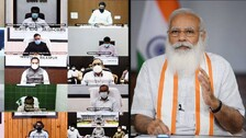 Fight Against Covid-19: PM Urges Dist Officials To Focus On Rural Areas, Boost Vaccination Drive