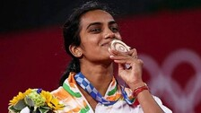 I Was Blank For Few Seconds, Didn't Know What To Do: Sindhu On Second Olympic Medal