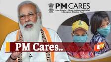 Free Education, Insurance & More: PM Modi Announces Rs 10L Corpus For Covid Orphans Under PM CARES