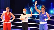 Pooja Rani Strikes Gold At Asian Boxing Championships