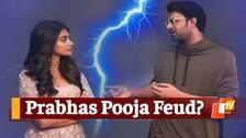 Rift Between Baahubali Prabhas & Pooja Hegde? What Happened At Radhe Shyam Sets