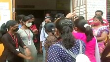 Students In Odisha Gherao Schools Over Faulty Evaluation, Guardians Protest At BSE HQs