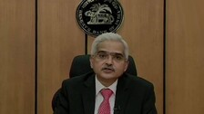 Recovering Economy: RBI Retains FY22 Projection For Real GDP Growth At 9.5%