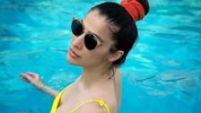 Bikini Trends: B'day Girl Disha Patani, Raai Laxmi Offer Visual Treat To Their Fans