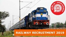 Railway Jobs 2019: Multiple Group C, Group D vacancies under 7th CPC; Apply Now