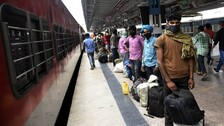 Covid-19: Indian Railways Clarifies On Stoppage, Curtailing Of Train Services