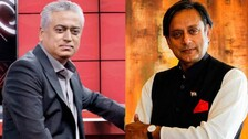 Rajdeep Sardesai, Mrinal Pande, Shashi Tharoor And Others Booked For Sedition