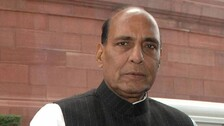 Rajnath Singh Leaves For Tajikistan For SCO Meet, To Talk On Defence Cooperation