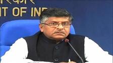 Twitter Blocks IT Minister Ravi Shankar Prasad's Account