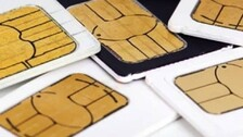Indian SIM Cards Used In China For Frauds Under Lens