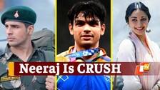 For Kiara Advani, Olympic Hero Neeraj Chopra Is More Than Just A National Crush, Sidharth Calls Him Real Shershaah