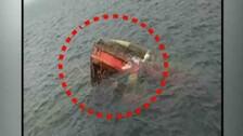 Sunk 'Black Rose' Ship A Lurking Danger For Odisha Fishermen