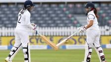 One-Off Women's Test: Sneh, Taniya Take India To Fighting Draw