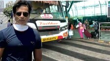 Charity Redefined: Sonu Sood Comes To Rescue Of 169 Odisha Girls Stranded In Kerala