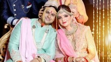 Sugandha Mishra Booked For Flouting COVID Norms At Wedding