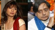 Sunanda Pushkar death case: Delhi police pushes for prosecution of Tharoor on murder charge