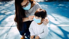 'Not Vaccine But Mask Will Protect People From COVID'