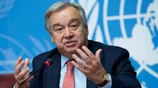 Guterres Calls For Unified UNSC Over Israel-Palestine Conflict