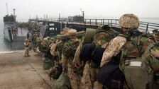 US to deploy about 3,500 more troops to Middle East