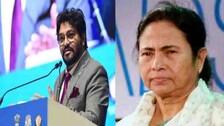 Babul Supriyo May Be Fielded From Bhowanipore Against Mamata Banerjee
