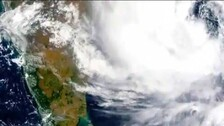 Cyclone Yaas Completes Landfall, Weakens Into Severe Cyclone