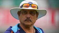I Am Being Made A Scapegoat For The Cancelled Test Against England: Shastri