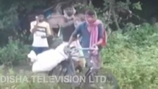 Caste Stigma: Man Carries Father's Body On Cycle For Last Rites As Villagers Refuse To Touch Body