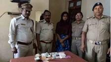 Woman held while selling brown sugar in Bhubaneswar