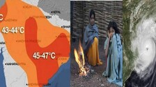 Odisha turns climate change lab: heat waves up 450%, cold waves by 200% & 3 cyclones in 2 years