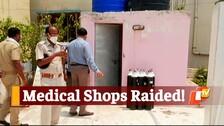 Black Marketing Of Oxygen? Odisha Police Raid Medical Shops